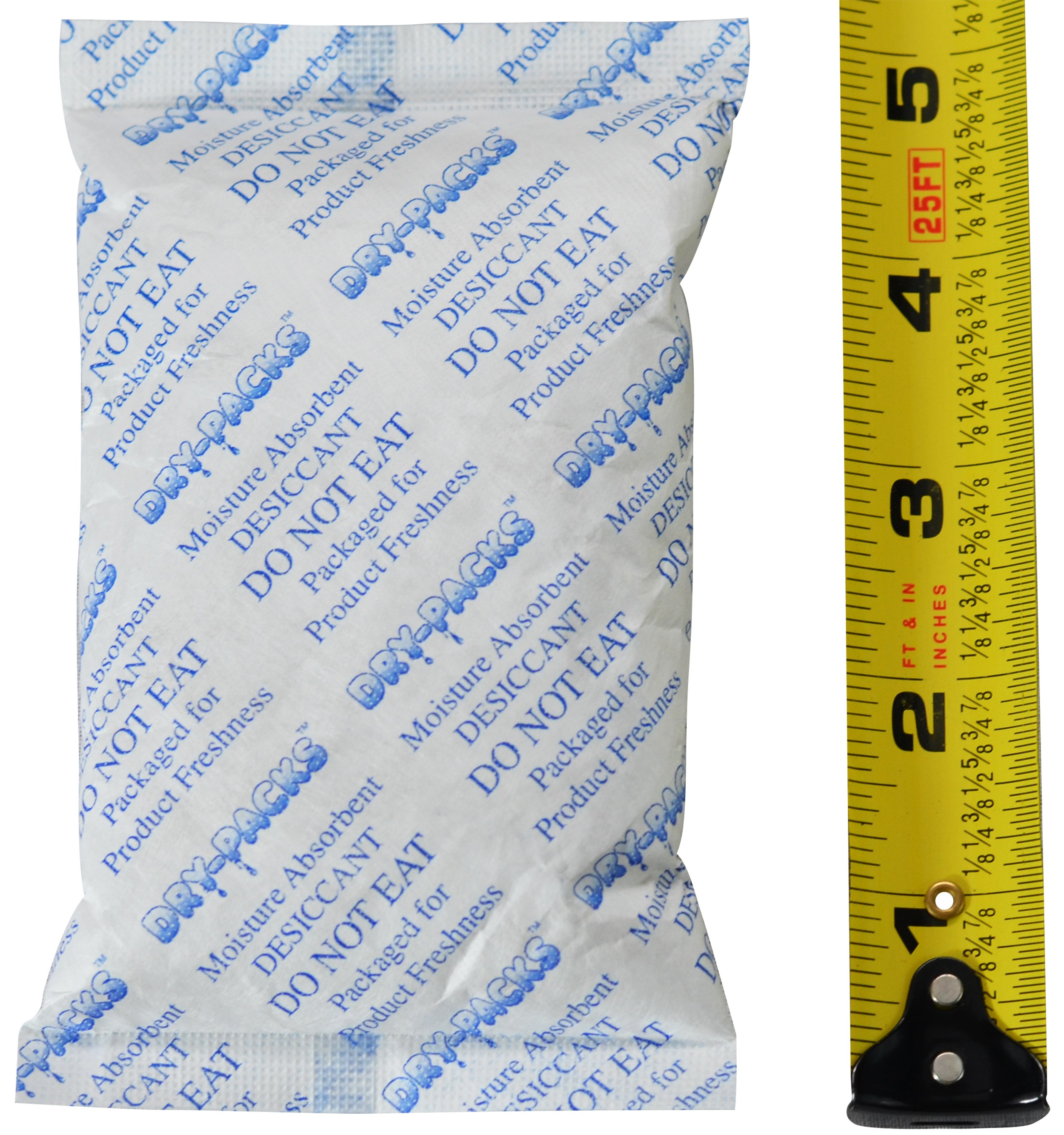112 Gram (4 Unit) Silica Gel Packet - Tyvek