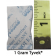 1 Gram Silica Gel Packet - Tyvek